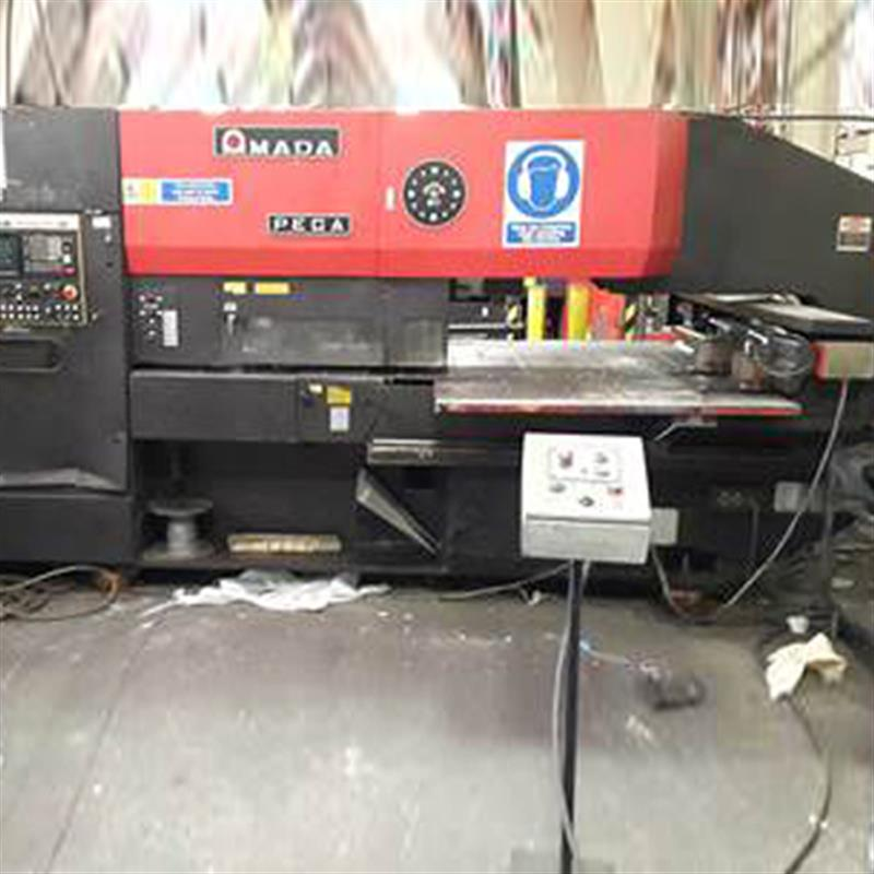 paga 357 punch press